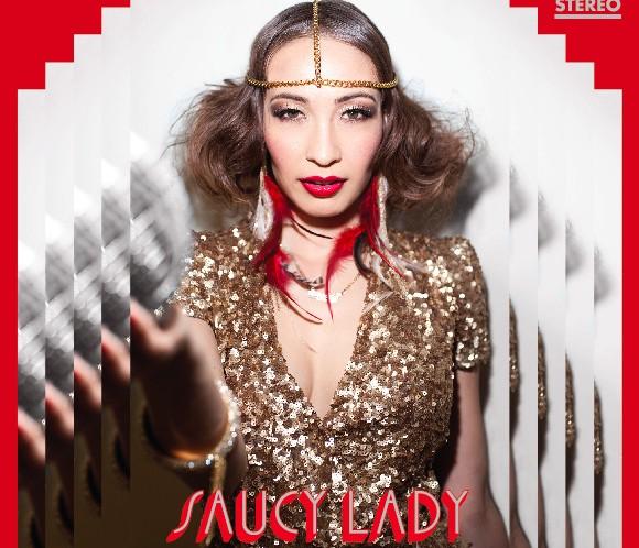 """Saucy Lady, estréia com o álbum """"Diversify"""""""